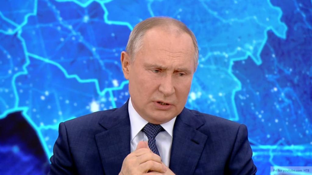 Путин пообещал разобраться с проблемой выплат тверским врачам