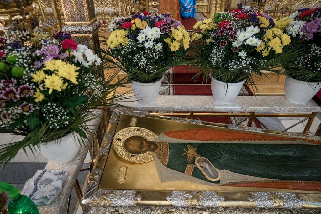 В Твери прошло праздничное богослужение в день памяти Михаила Тверского