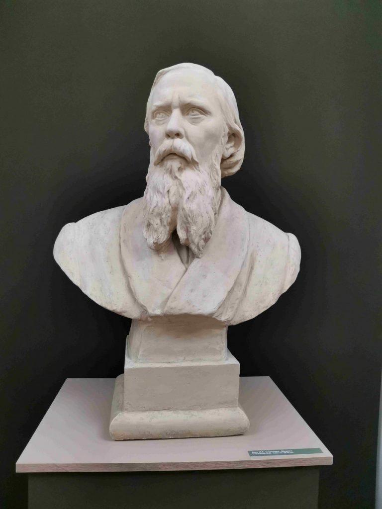 В Тверском краеведческом музее открыли  выставку в честь 195-летия со Дня рождения писателя М. Е. Салтыкова-Щедрина
