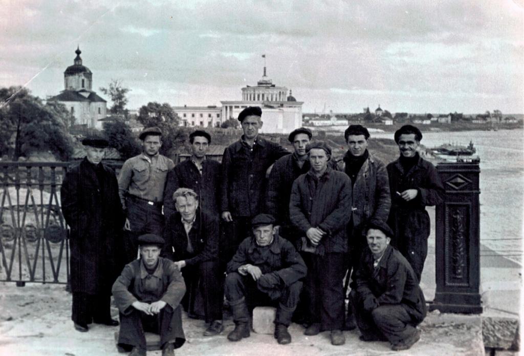 Тверской юбиляр – Нововолжский мост