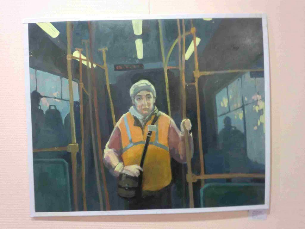 В Твери открылась выставка художниц, нарисовавших людей вокруг
