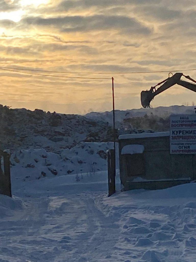 «ТСАХ» обещает наладить работу мусороперерабатывающей станции в Новозавидовском городском поселении