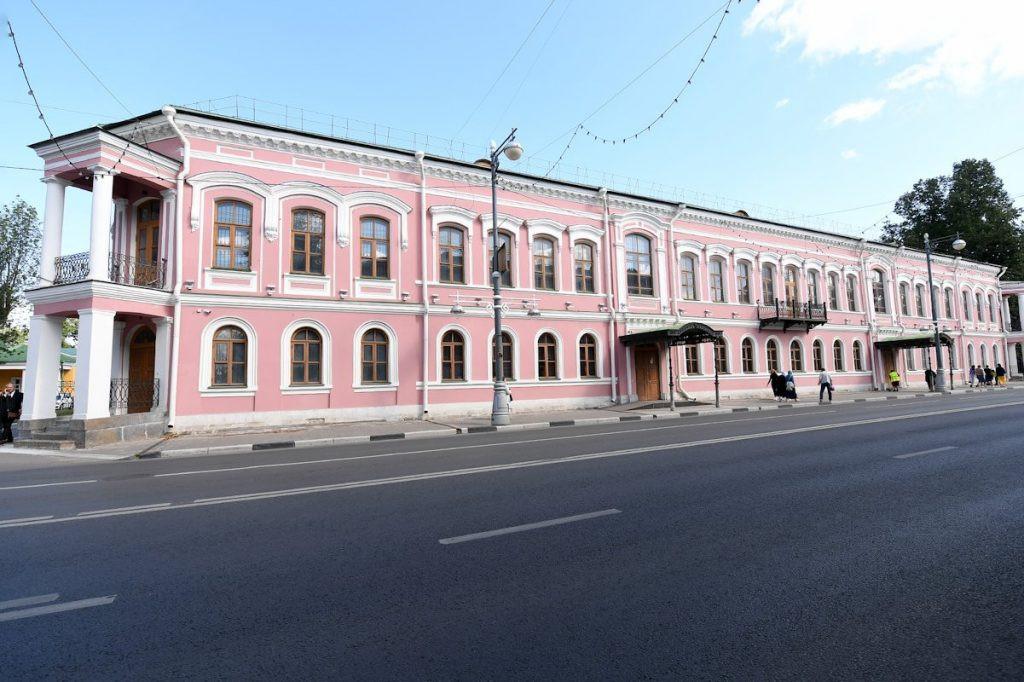 27 января откроется Тверской краеведческий музей. Пока без постоянной экспозиции