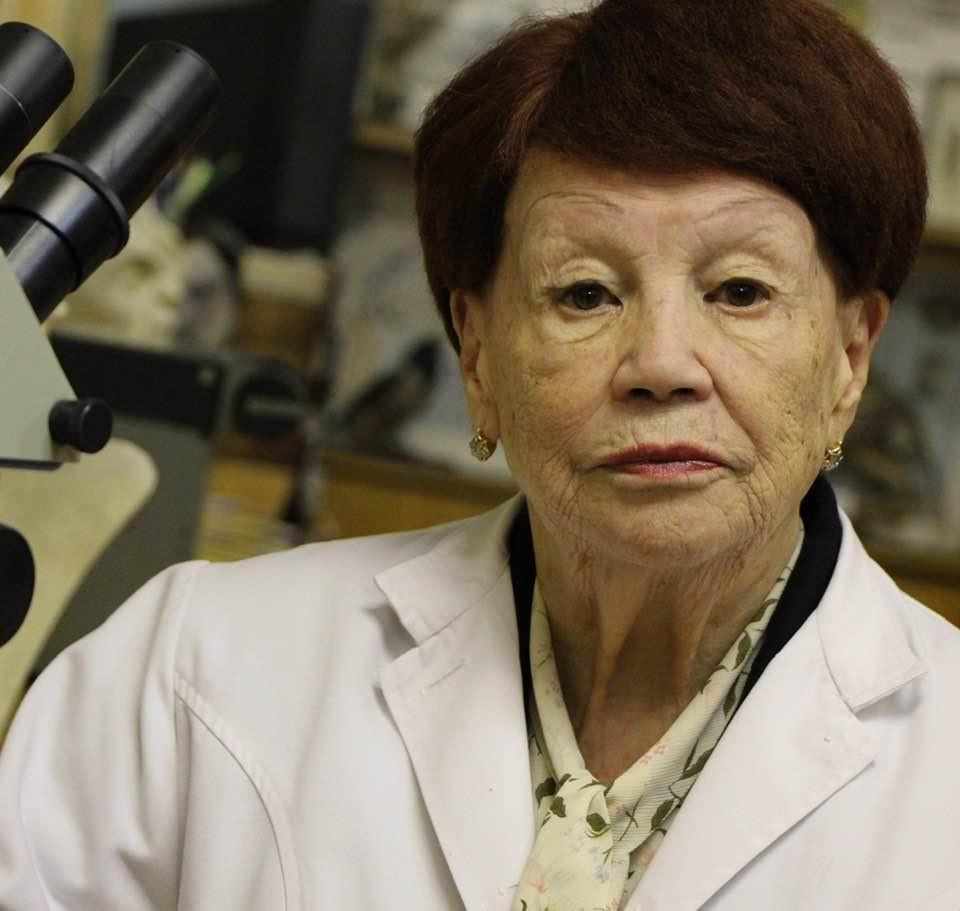 В Твери скончалась основатель научной школы медицинской биологии Галина Васильевна Хомулло
