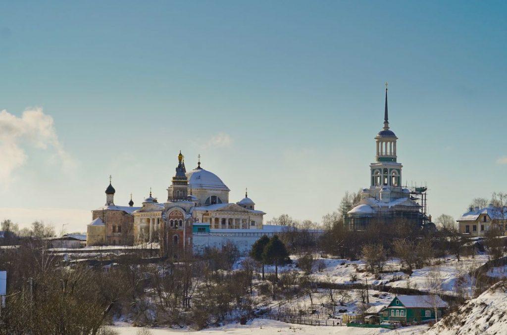 В 2021 году должна завершиться реставрация старейшего монастыря Тверской области