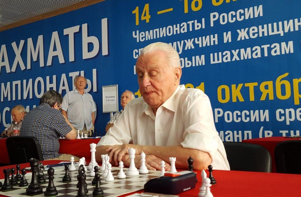 Пронеся любовь к шахматам через всю жизнь