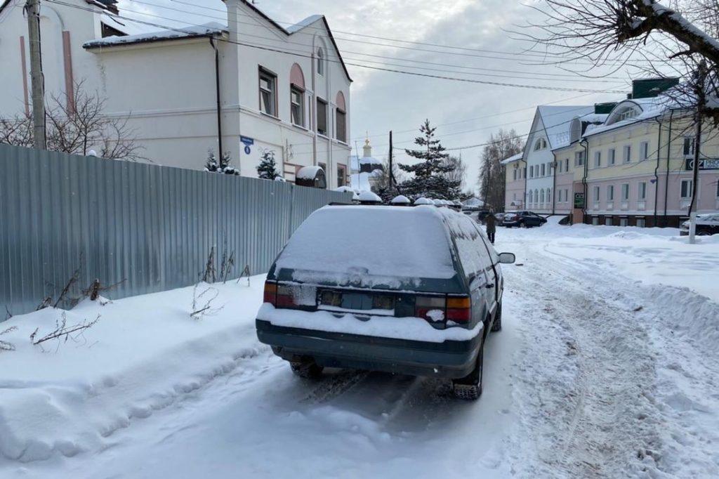 В Твери поймали пьяного водителя, перевозившего наркотики