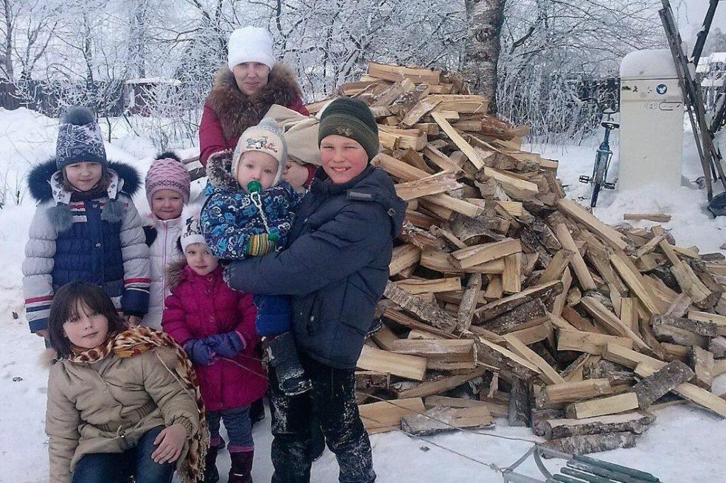 Проект Тверской области «Подари дрова» может получить всероссийскую премию