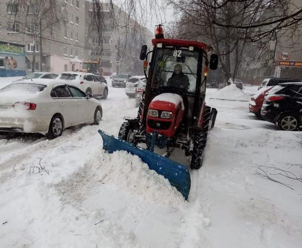Власти Твери заявили об усиленной уборке города