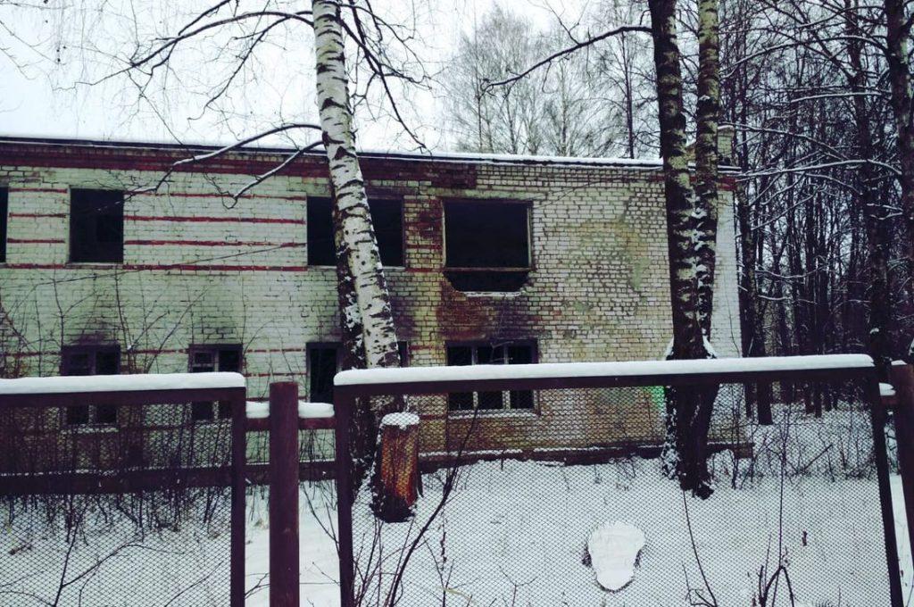 ОНФ требует закрыть доступ в заброшенные здания в Твери