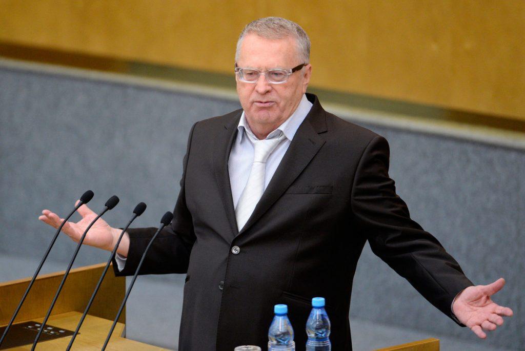 Жириновский предложил ввести норматив по весу для чиновников