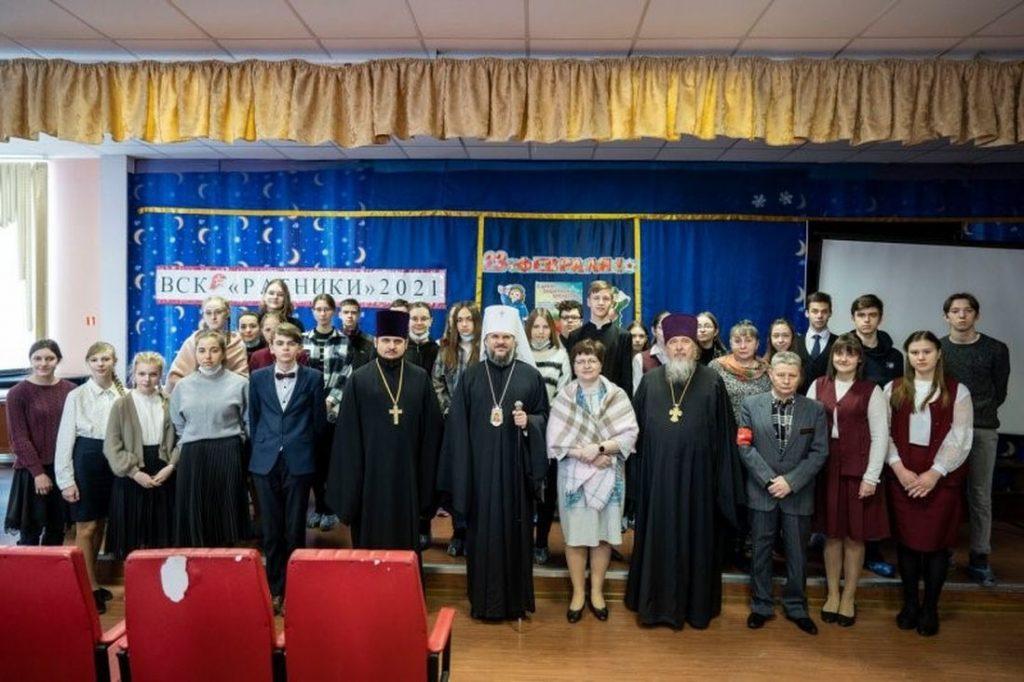 В Твери прошел финал всероссийской олимпиады школьников «В начале было слово…»