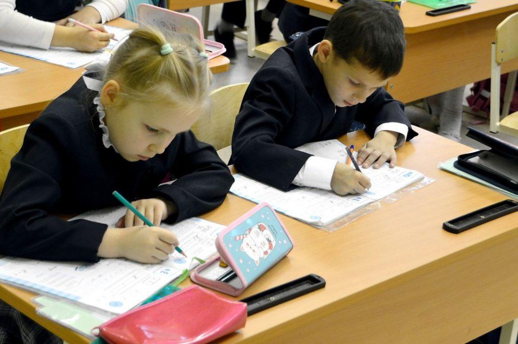 Запись первоклассников в школы Твери начнется 1 апреля