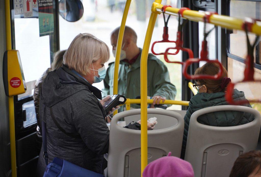 Проверять билеты в транспорте будут по-новому