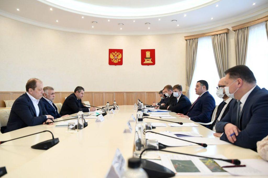 В Тверской области планируют реализовать два проекта в сфере птицеводства