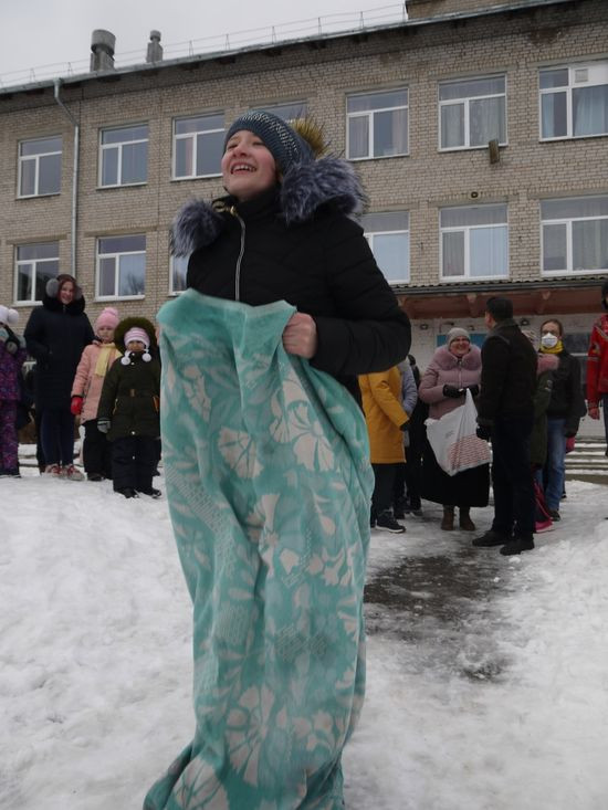 В Тверской области воспитанникам Медновской школы-интерната помогли встретить Весну