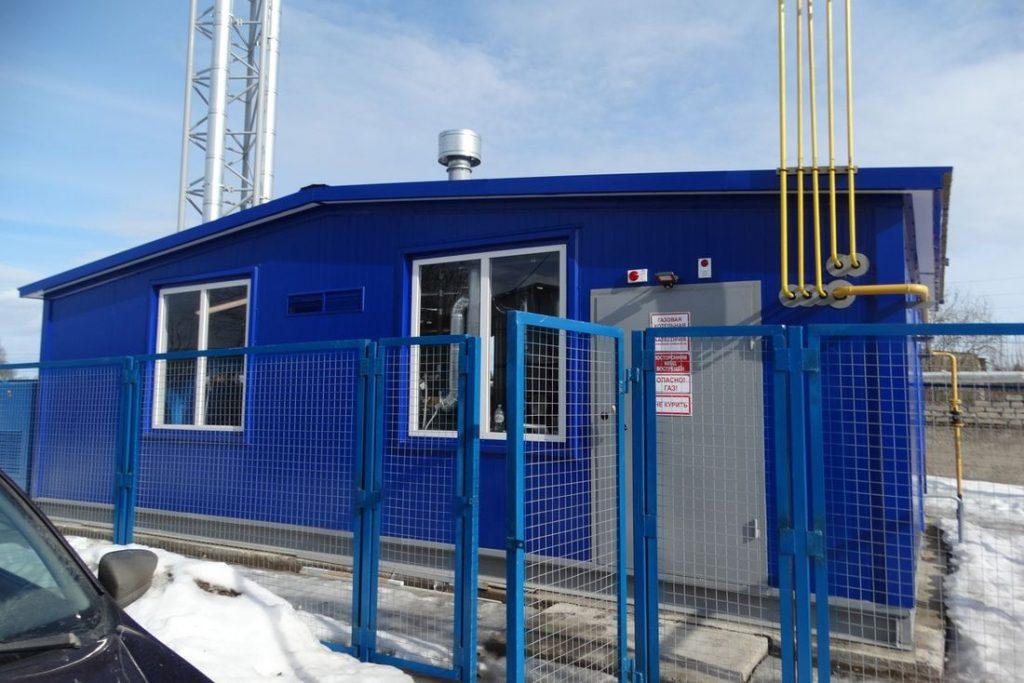 В Тверской области начала работать новая котельная