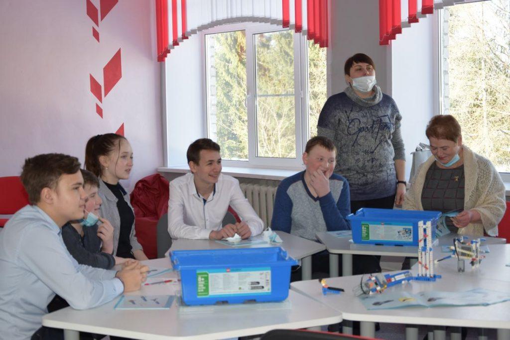 В Тверской области открылся еще один образовательный центр «Точка роста»