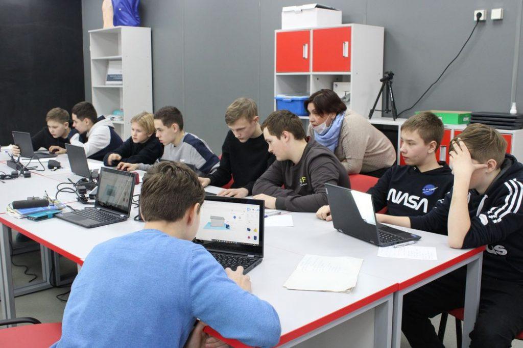 В Тверской области открылась еще одна образовательная «Точка роста»