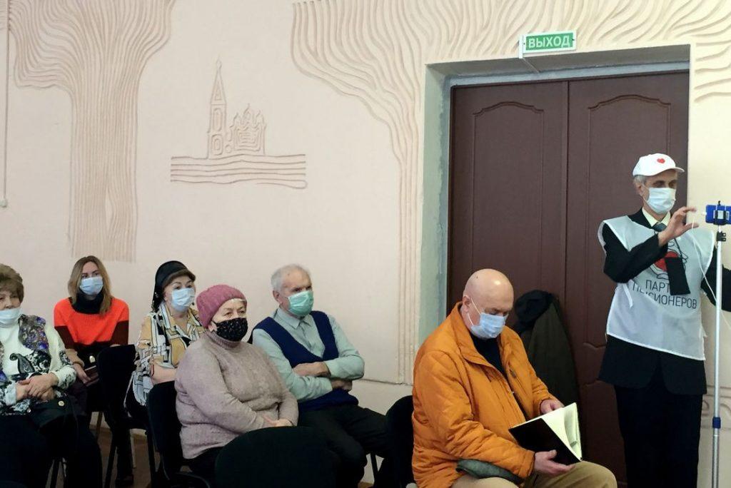 Андрей Широков: Партия пенсионеров слышит людей