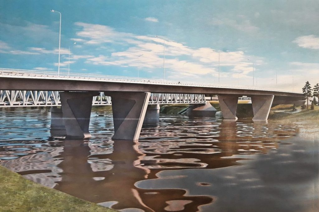 Новые перспективы дальнего Заволжья в Твери откроет Западный мост