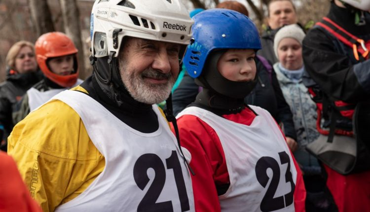 «Тьмацкий перекат» собрал в Твери экстремалов со всей России