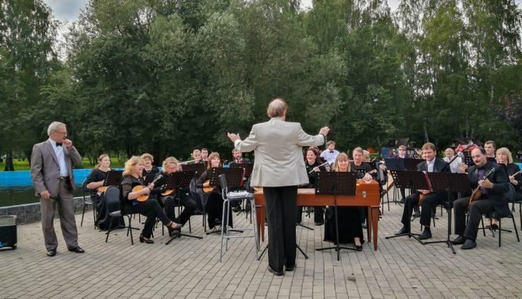 Оркестр народных инструментов В. В. Андреева просит о помощи