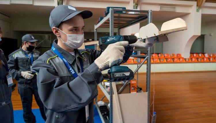 Команда Калининской АЭС завоевала 6 медалей на Дивизиональном чемпионате REASkills-2021