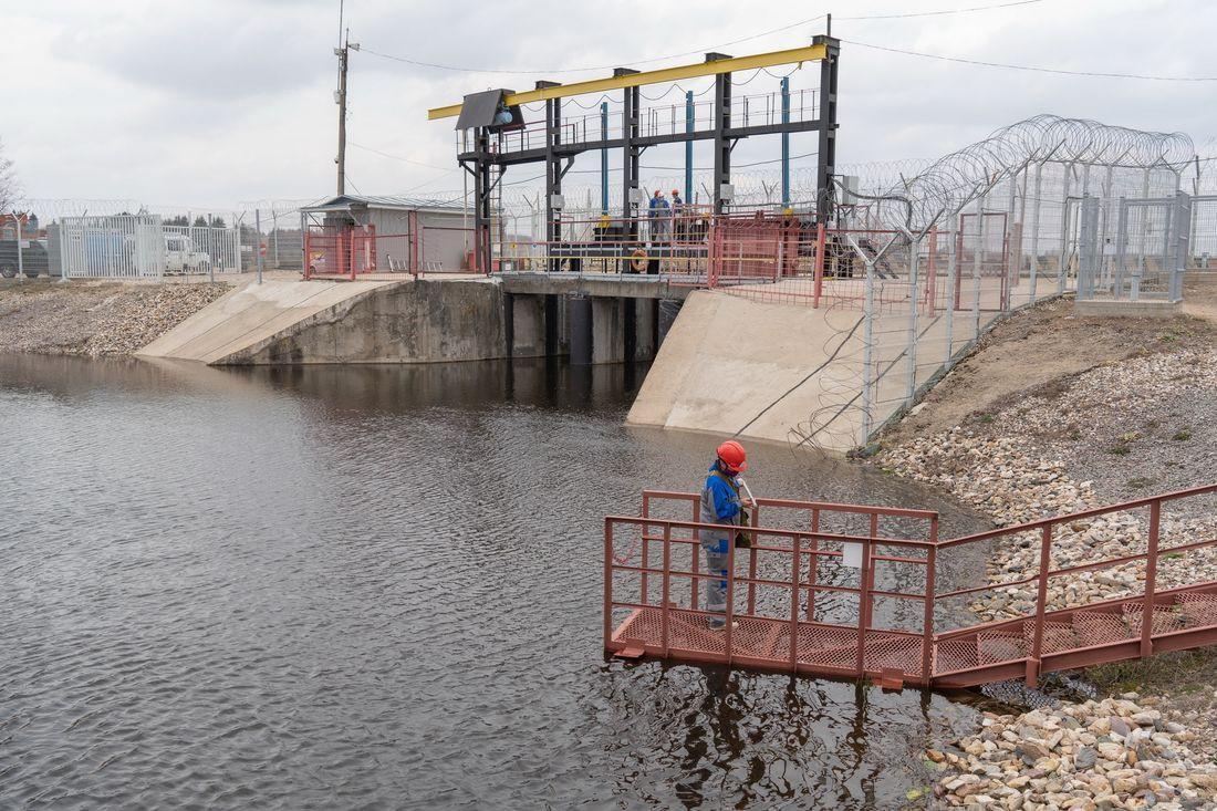 Калининская АЭС и МЧС успешно провели совместные командно-штабные учения