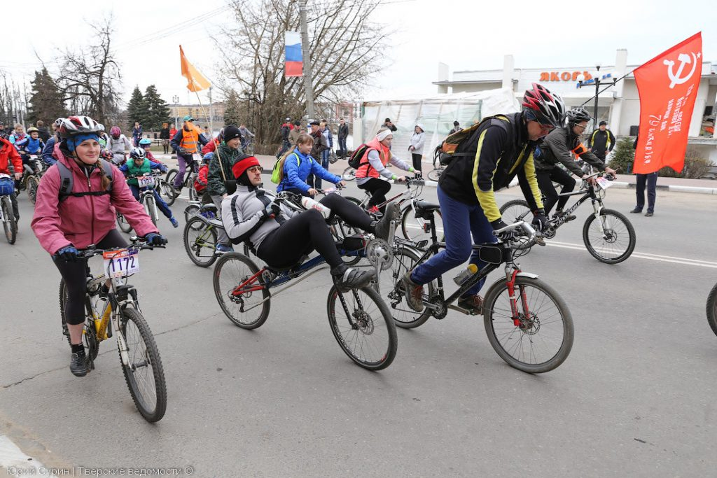 Цена на велосипеды и комплектующие в Твери выросли на 10-40%