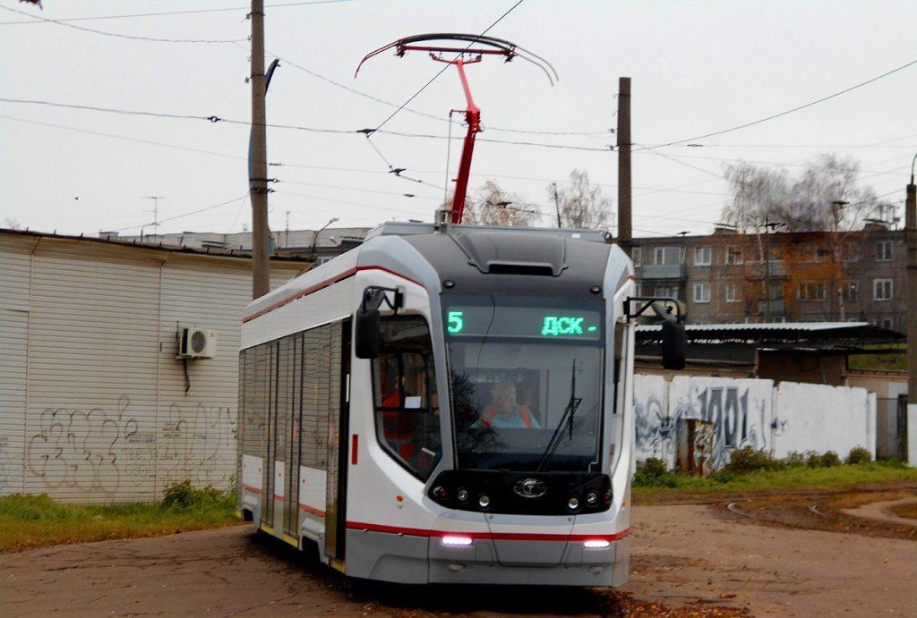 В Твери начнут возрождать трамвайное движение в 2021 году