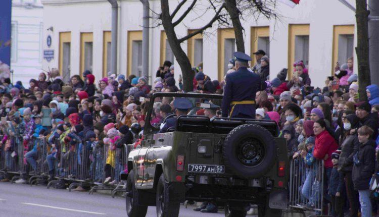Как в Твери проходит День Победы (фоторепортаж)