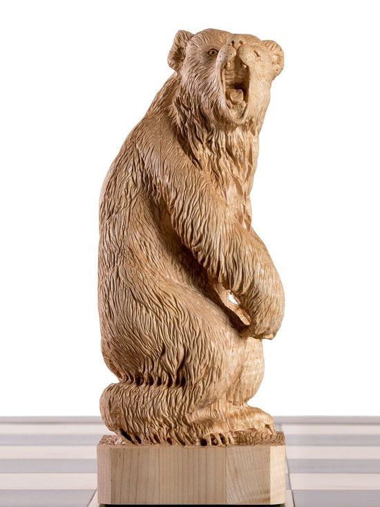 Медвежьи шахматы – новый бренд Твери