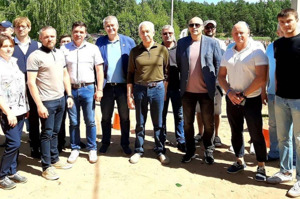 На карьерах в Константиновке прошел Кубок электриков