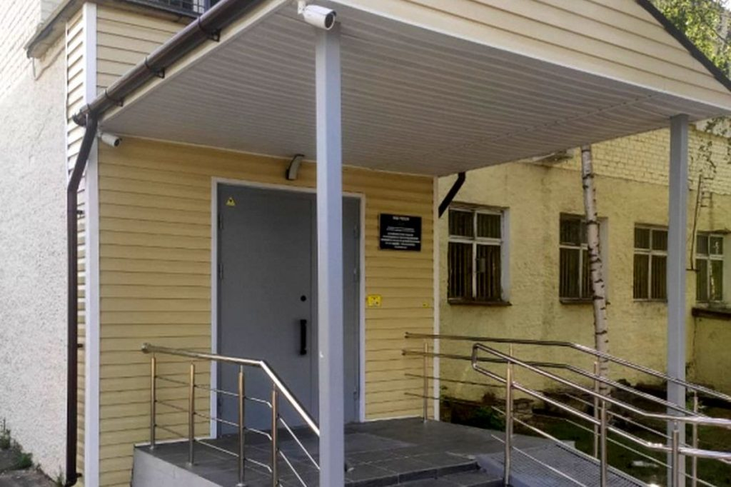 В Кимрах РЭО и ГИБДД переехали в новое здание на улице 50 лет ВЛКСМ